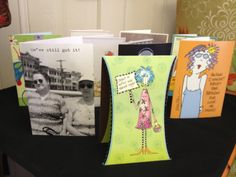 We have hundreds of fun and interesting cards for every occasion at LadyBug Lane in West Dundee. Unique Home Decor, Home Decor Items, West Dundee, Ladybug, How To Get, Cards, Fun, Maps, Playing Cards