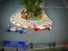 アイルトン・セナVSナイジェル・マンセル~Ayrton Senna VS Nigel Mansell《1992 Monaco GP》