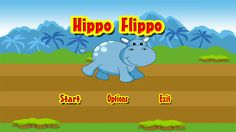 Hippo Flippo is a running game.It's very fun.You are helping a cute little Hippo Flippo and running to eat and maintain your weight. You help Hippo Flippo to run farther and eat all fruits on the way. Help Hippo Flippo to avoid the holes so he does not fall in. Download: www.mobilegamesbox.com