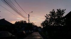 #afterrain #pink #amazingimage #sunset #myphoto📷😍❤ Great View, Utility Pole, My Photos, Sunset, Amazing, Photography, Image, Pink, Photograph