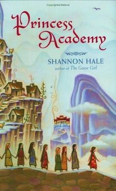 Princess Academy by Shannon Hale. Another one of my favorite children novels