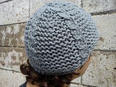 Free Knitting Pattern - Hats: Autumn Simplicity Hat
