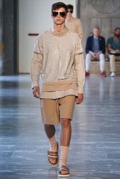 Andrea Pompilio - Spring 2015 Menswear - Look 11 of 35