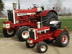 The Little Tractor Co. specializes in custom hand made half scale tractors. Yard Tractors, Small Tractors, Tractor Mower, Compact Tractors, Lawn Mower, International Tractors, International Harvester, Antique Tractors, Vintage Tractors