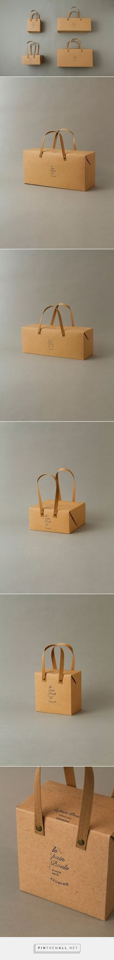 Artless Inc. le pain boule new gift box #packaging