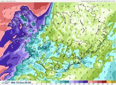 Vindaspá | Veðurþáttaspár - allt landið | Veðurspár | Veður | Veðurstofa Íslands Island, Night, Artwork, Work Of Art, Auguste Rodin Artwork, Islands, Artworks, Illustrators