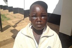 See how this househelp was assaulted by her employer in Kasarani.. Some women are heartless