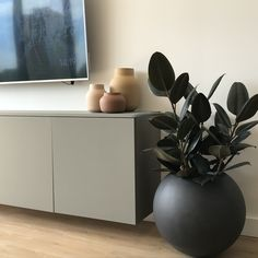 Ikea Besta hack for floating credenza Ikea Hack Besta, Ikea Hacks, Danish Chair, Danish Furniture, Workplace Design, Home Office Design, Barrel Planter, Kitchen On A Budget, Common Area
