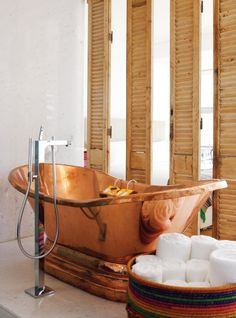 Molori Clifton, Cape Town Luxury Resort - bathroom