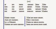 O fișă pentru exersarea și consolidarea literelor de la a la r :