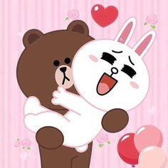 LINE Friends Hug Jigsaw Puzzle 150 pcs Character CONY Heart Hobby Toy Kids Teens