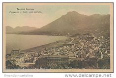 Ab546 - Termini Imerese - Palermo - Panorama E Golfo Visti Dall'alto-1933 - Palermo