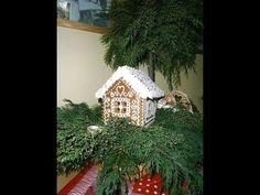 Gingerbread, Bird, Outdoor Decor, House, Home Decor, Home, Ginger Beard, Haus, Birds