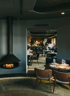 Restaurante La Primera Madrid  Interior design Tarruella Trenchs Studio