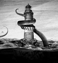 The Charming Lighthouse-Keeper--click on pic..