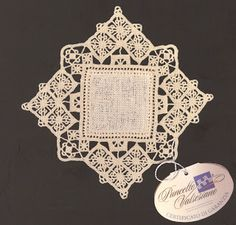 Italian Needlework: Puncetto
