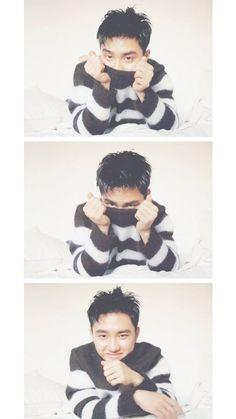 Aku maluu Kaisoo, Kyungsoo, Chanyeol, Exo Do, Do Kyung Soo, Exo Members, Mans World, Embedded Image Permalink, Jinyoung
