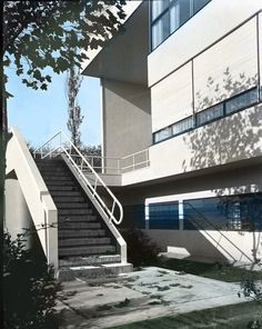 Le Corbusier -Villa Stein | Free Cad Blocks & Drawings Download Center