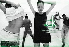 cK One Campaign S/S 11 (includes some stills from the campaign video) (Calvin Klein)