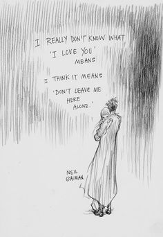 Chris Riddell's illustrations for a poem by Neil Gaiman