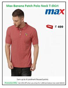 : Cotton : Must Haves Polo Tees, Neck T Shirt, Banana, Range, Fabric, Mens Tops, Cotton, Shirts, Tejido