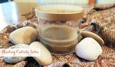 Homemade Healing Cuticle Salve Recipe