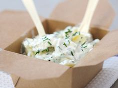 Salade de pommes de terre, facile et pas cher