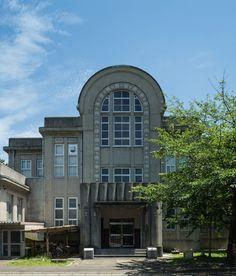 #近代建築 #旧建築 #建築 #図書館 #Modern architecture # traditional #architecture