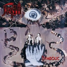 Death Symbolic on Limited Edition Colored 180g LP Newly Reissued from the Roadrunner Records Catalog Colored Copies Are Limited Like its predecessors, Death's 1995 masterwork Symbolic is progressive a
