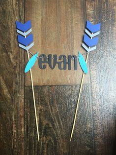 Wild One Cake Topper Tribal Party Decor Newborn to 12 Happy Birthday I am One Two Three Party Centerpiece by PaperMadeParty on Etsy https://www.etsy.com/listing/464766617/wild-one-cake-topper-tribal-party-decor