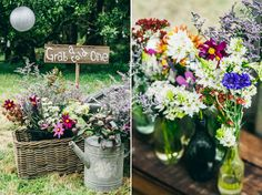 A beautifully put together handmade wedding with bohemian and beach touches Bohemian Beach Wedding, Beach Wedding Bouquets, Wedding Flowers, Wedding News, Wedding Stuff, Handmade Wedding, Dried Flowers, Bride Groom, Flower Power