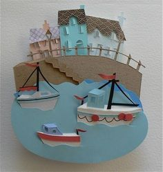 Madison Avenue Baby Craft & Decorate: Paper Sculpture: Helen Musselwhite