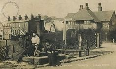 Liverpool, history, The Stocks and Sundial Moor Lane, Quarry Road, Thornton, L23 - 1907