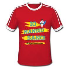 Che ne dite di questa super maglietta? :-D