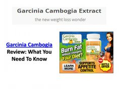 Garcinia cambogia extract interactions with medications photo 3