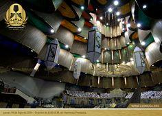 Interior of the International Temple Headquarters in Hermosa Provincia (Beautiful Province), Guadalajara, Jalisco, Mexico