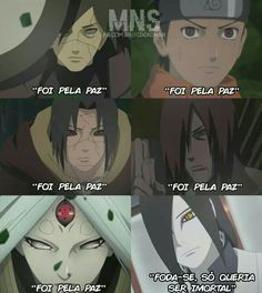 """""""It was for peace"""" - all """"fuck you, I just wanted to be immortal"""" - orochimaru   naruto"""