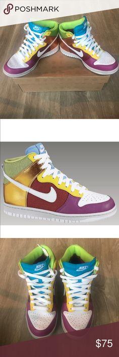 Nike Dunk Hi Premium ABDC Beat Freaks SZ 8