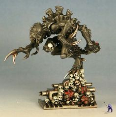 Warhammer 40k Tyranids, Warhammer 40000, Dark Fantasy, Fantasy Art, Let's Create, Miniatures, Tips, Fantastic Art, Fantasy Artwork