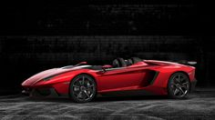 Overview < Aventador J < Special and limited editions < Models < Automobili Lamborghini S.p.A.