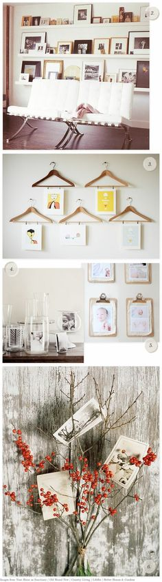 Creative photo displays. by KritterB