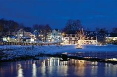 Christmas in Kennebunkport, Maine