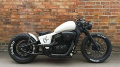 Honda 600 bobber Yamaha 650 bobber custom Voodoo custom cycles book your build…