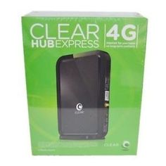 Get These Now on Bonanza  http://www.bonanza.com/listings/Clear-Hub-Express-Gtk-Rsu131-4-G-Modem-Home-Office/295195869  Get one for only $65