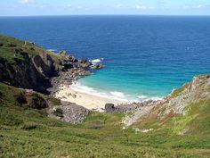 Enjoy these secret coves on your Cornish holiday.