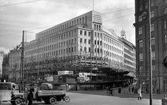 Nokian pääkonttori ehti olla Keilaniemessä 16 vuotta. Nyt rakennuksesta tulee yrityskaupan toteuduttua Microsoftin tila.