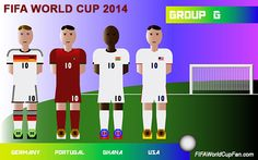 Group G - FIFA World Cup 2014 Groups