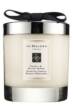 Jo Malone London Jo Malone™ 'Peony & Blush Suede' Scented Candle available at #Nordstrom