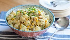 Goddelijke aardappelsalade