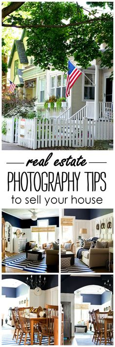 Photography Tips for Real Estate Listings - It All Started With Paint